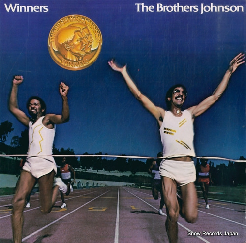 BROTHERS JOHNSON, THE winners SP-3724 - front cover