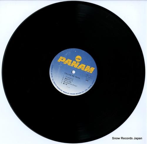 IRUKA follow me GWP-1011 - disc