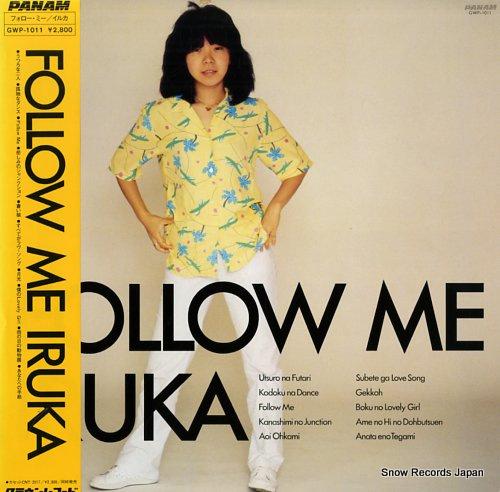 IRUKA follow me GWP-1011 - front cover