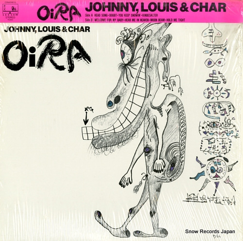 JOHNNY, LOUIS & CHAR oira
