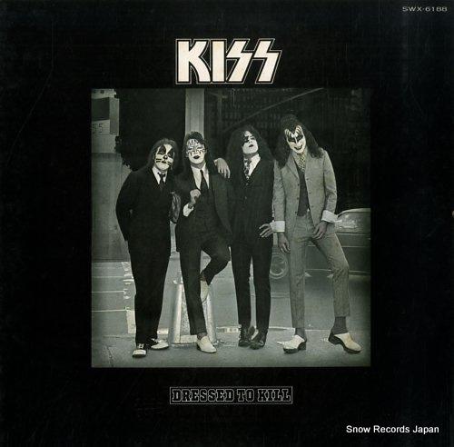 KISS dresses to kill