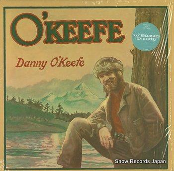 O'KEEFE, DANNY o'keefe