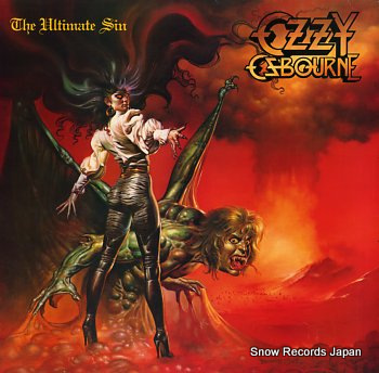 OSBOURNE, OZZY ultimate sin, the