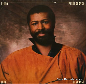 PENDERGRASS, TEDDY love language