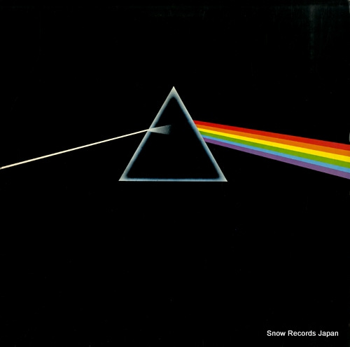 PINK FLOYD dark side of the moon, the