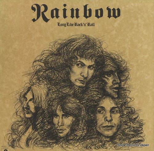 RAINBOW long live rock 'n' roll