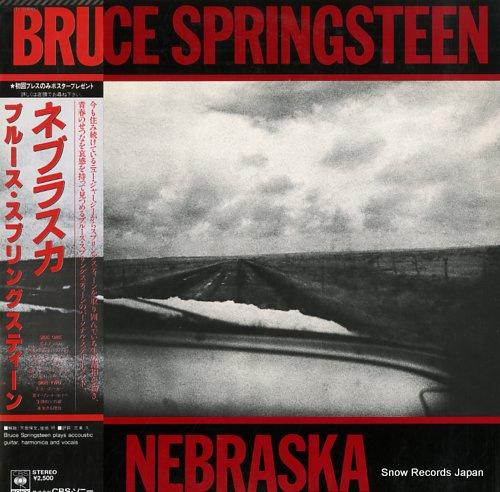 SPRINGSTEEN, BRUCE nebraska