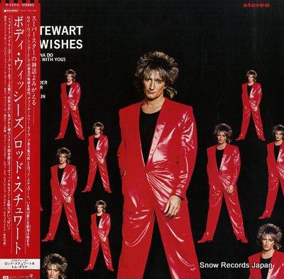 STEWART, ROD body wishes