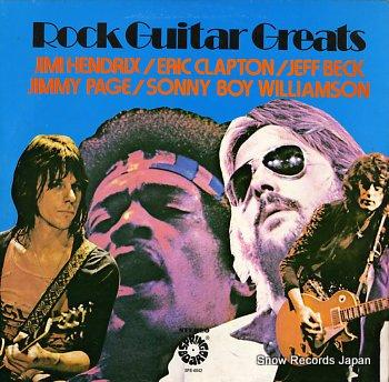 V/A rock guitar greats