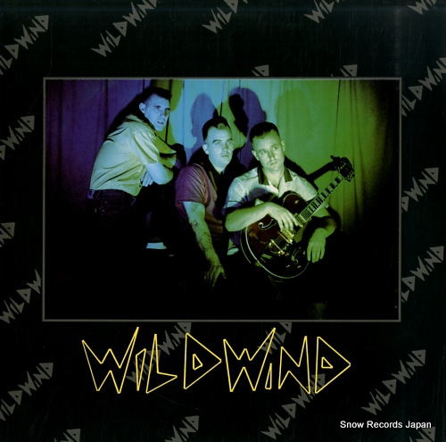 WILDWIND wildwind LPL9111 - front cover