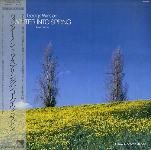 WINSTON, GEORGE winter into spring