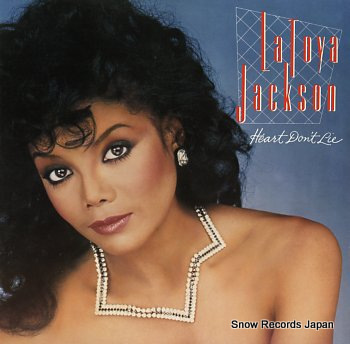 JACKSON, LATOYA heart don't lie