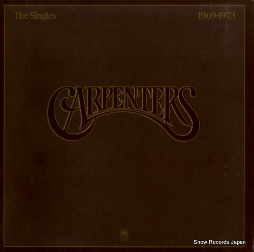 CARPENTERS singles 1969-1973, the