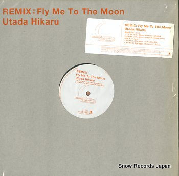 UTADA, HIKARU remix:fly me to the moon