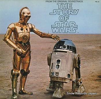 BROWNE, ROSCOE LEE story of star wars, the