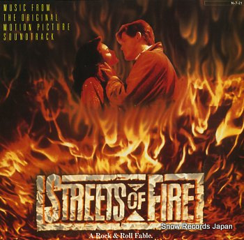 OST streets of fire