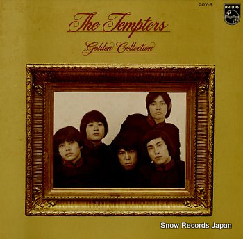 TEMPTERS, THE golden collection