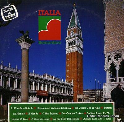 V/A italia romantica Vinyl Records