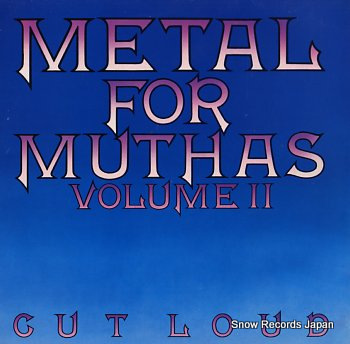 V/A metal for muthas volume ii