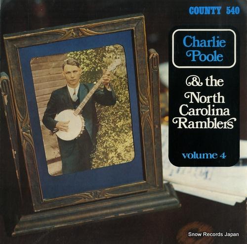 チャーリー・プール volume 4 COUNTY540
