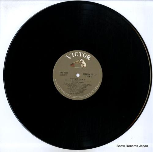 QUINTETO PERNOD quinteto pernod SWX-7118 - disc
