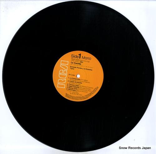 PONTIER, ARMANDO la cachila RMP-5055 - disc