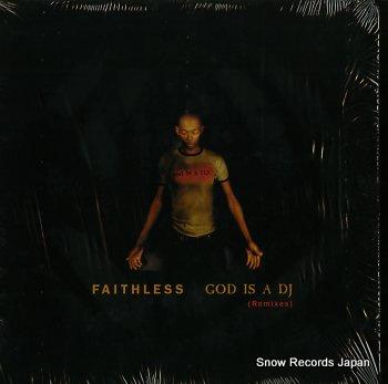 FAITHLESS god is a dj 07822-13564-1