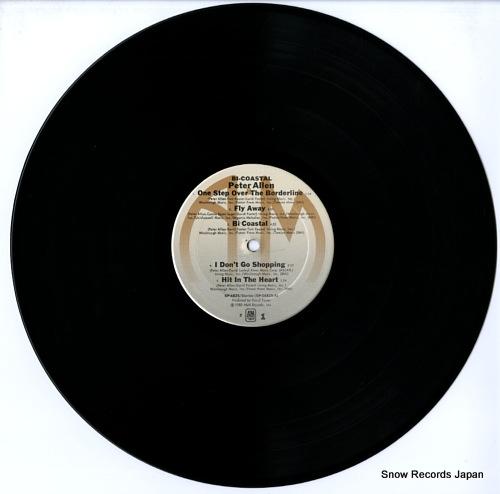 ALLEN, PETER bi-coastal SP-4825 - disc
