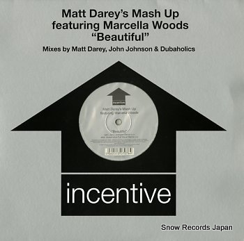 MATT DAREY'S MASH UP beautiful CENT7T