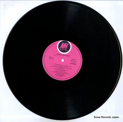 BERLINGIERI, OSVALDO tangos SFX-5134 - disc