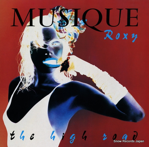 ROXY MUSIC the high road 15MM0252 - front cover
