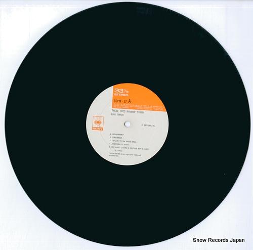 SIMON, PAUL there goes rhymin' simon SOPM57 - disc