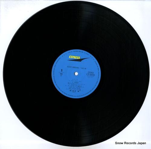 NAGABUCHI, TSUYOSHI stay dream ETP-90436 - disc