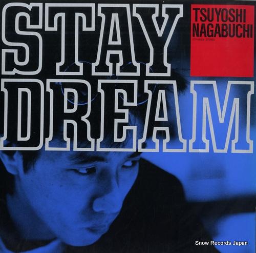 NAGABUCHI, TSUYOSHI stay dream ETP-90436 - front cover