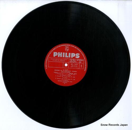 I MUSICI vivaldi; la tempesta di mare SFX-7683 - disc