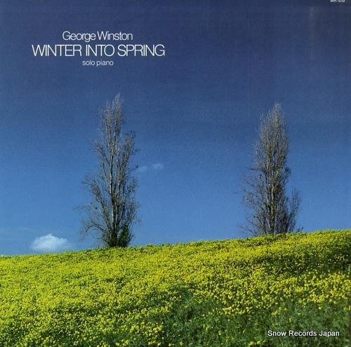 ジョージ・ウィンストン winter into spring WH-1019