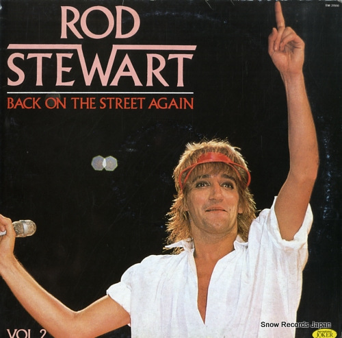ロッド・スチュワート back on the street again vol.2 SM3986