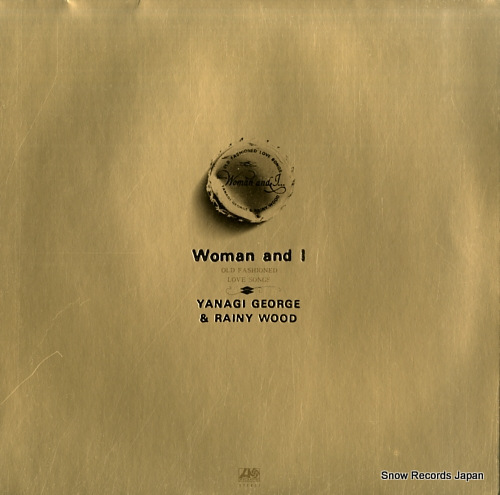 YANAGI, GEORGE woman and i L-6305-6A - back cover