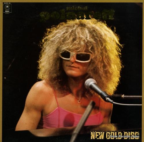 POLNAREFF, MICHEL new gold disc ECPO25 - front cover