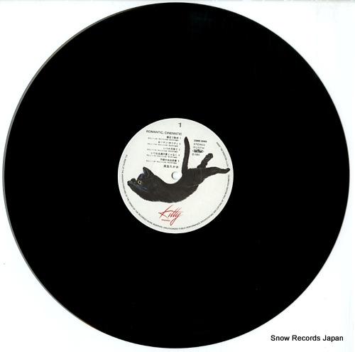 KISUGI, TAKAO romantic cinematic 28MS0065 - disc