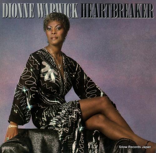 ディオンヌ・ワーウィック heart breaker AL9609