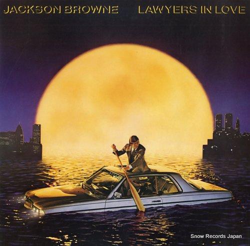 ジャクソン・ブラウン 愛の使者 P-11391