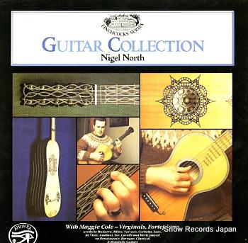 ナイジェル・ノース ギター・コレクション SAR18