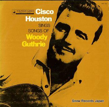 シスコ・ヒューストン ウディ・ガスリーを歌う MH125