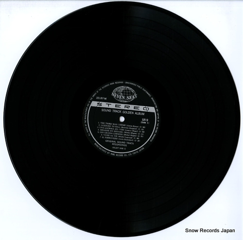 V/A sound track golden album SR9 - disc