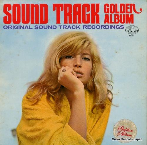 V/A sound track golden album SR9 - front cover