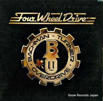 バックマン・ターナー・オーヴァードライヴ four wheel drive SRM-1-1027