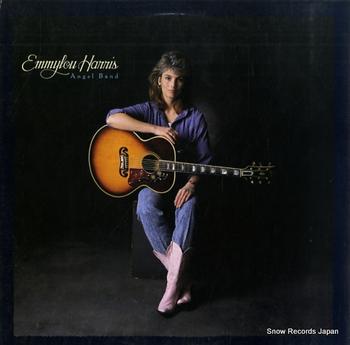 HARRIS, EMMYLOU angel band 25585-1 - front cover