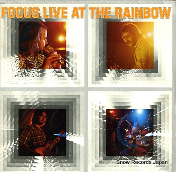 フォーカス live at the rainbow SAS-7408