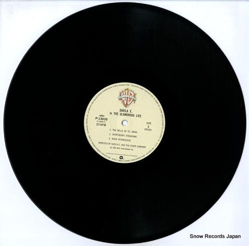SHEILA E. in the glamorous life P-13035 - disc